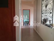 Bel appartement à vendre au quartier el fedia