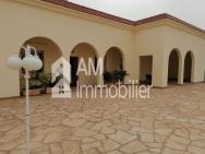 Villa route de tiznit à vendre