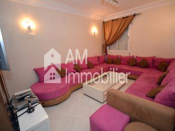 Appartement meublé à louer langue durée à hay mohammadi