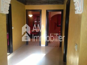 Duplex au quartier alhouda à vendre