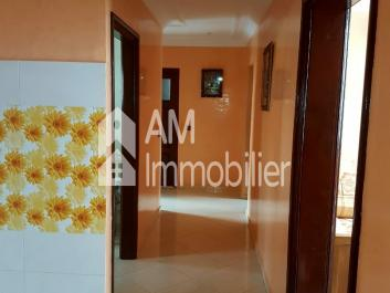 Appartement meublé à louer au quartier dakhla