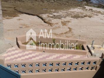 Grotte à vendre à la plage d'aglou