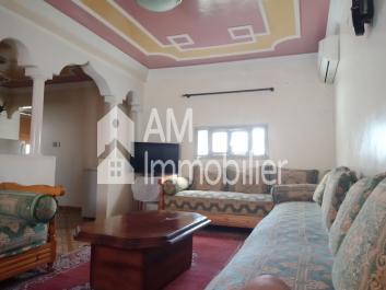 Bel appartement meublé cité dakhla à louer
