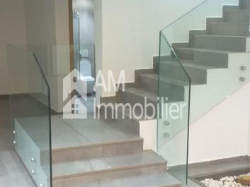 Très belle villa neuf à vendre au quartier haut founty