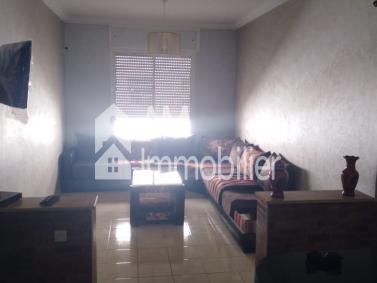 appartement meublè  à louer au quartier Al Houda