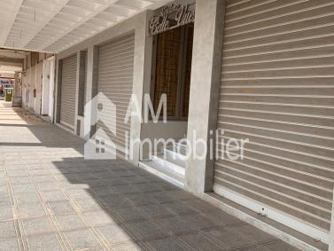 Local commercial à vendre à avenue Mohamed V