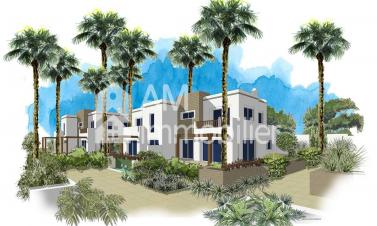 Villas neuves au quartier haut founty agadir
